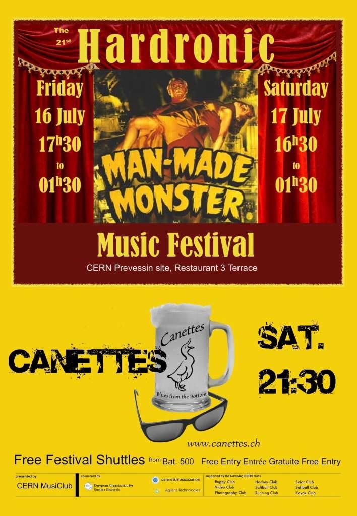 Hardronic Music Festival