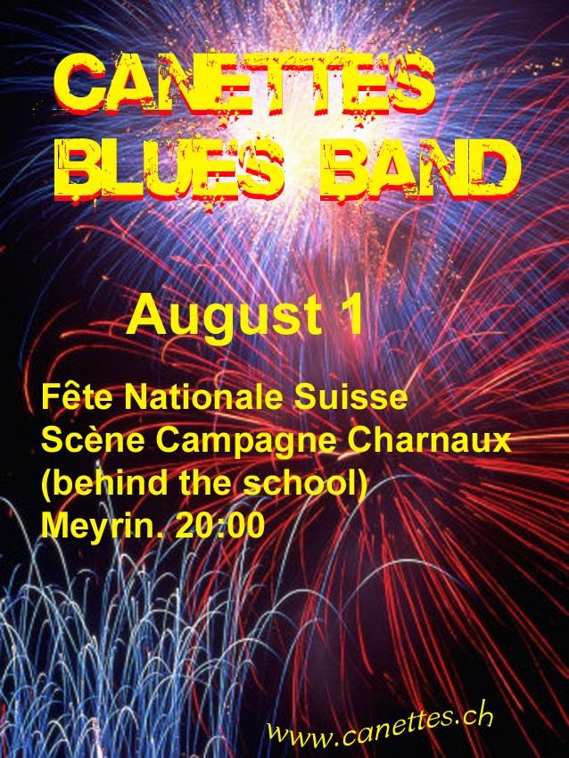 Swiss National Day - Meyrin