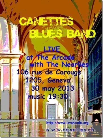 Canettes Blues Band